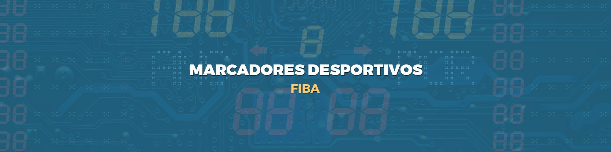 marcadores desportivos - FIBA