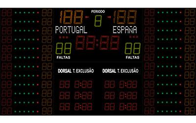 OLIMPICO FIBA com Dorsais e Pontos