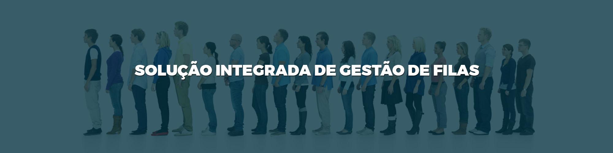 GESTÃO DE FILAS - SIGEF