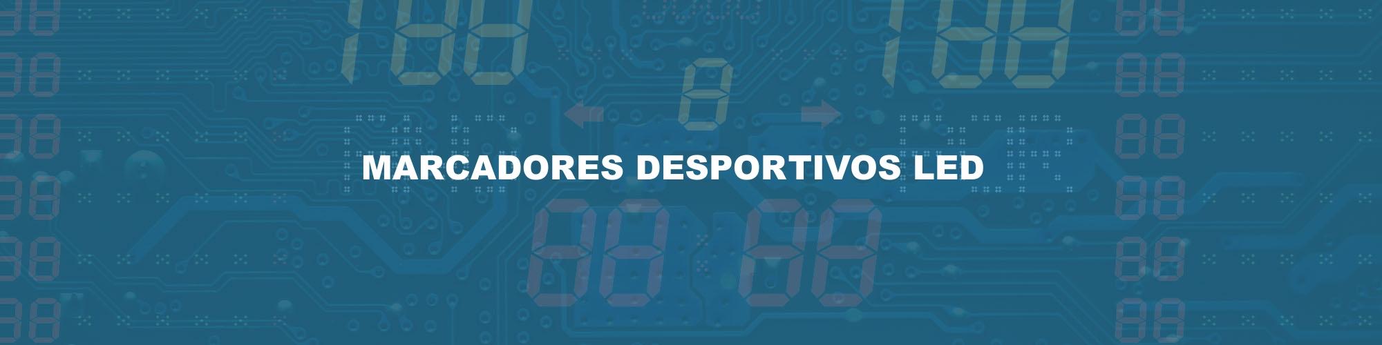 Banner Marcadores Desportivos LED