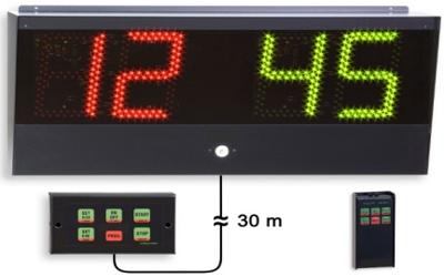 Cronómetro Minutos e Segundos