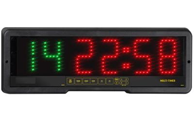 Cronómetro Multi Crono